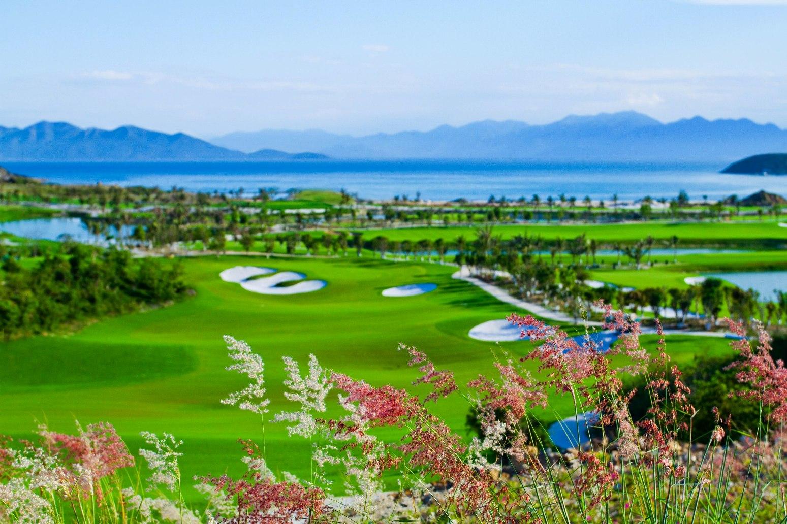 Sân Golf thuộc Vinpearl Phú Quốc